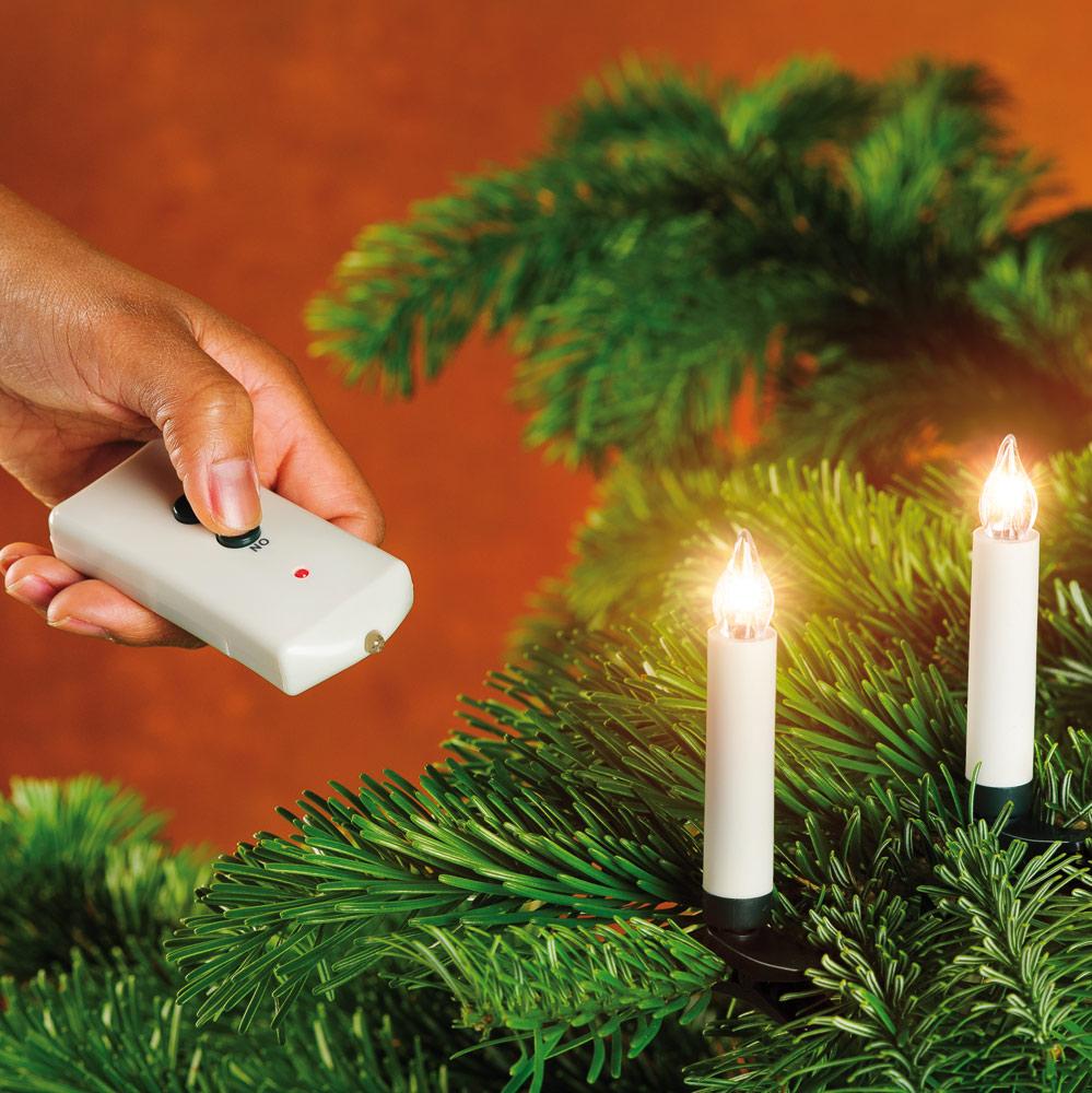 kabellose led mini weihnachtskerzen g nstig bei eurotops bestellen. Black Bedroom Furniture Sets. Home Design Ideas