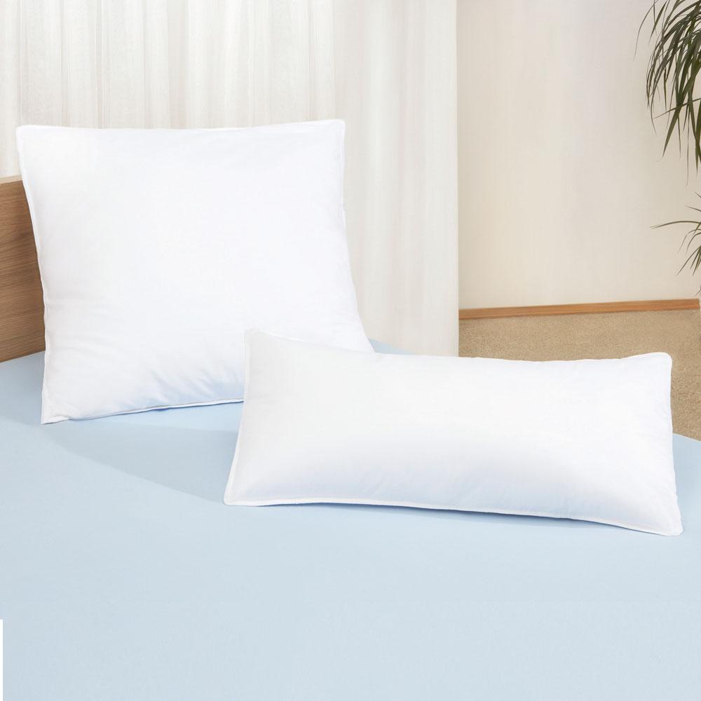 kopfkissen 80x80 g nstig bei eurotops bestellen. Black Bedroom Furniture Sets. Home Design Ideas