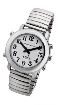 Sprechende Damen-Armbanduhr - Sprechende Damen-Armbanduhr günstig ...