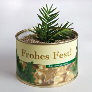 weihnachtsbaum tannenbaum aus der dose g nstig bei. Black Bedroom Furniture Sets. Home Design Ideas