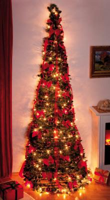 weihnachtsbaum halb weihnachtsbaum halb g nstig kaufen im. Black Bedroom Furniture Sets. Home Design Ideas