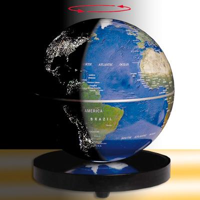drehender globus drehender globus g nstig kaufen im versandhaus eurotops online shop. Black Bedroom Furniture Sets. Home Design Ideas