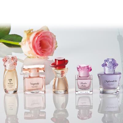 miniatur parfum set la collection g nstig bei eurotops bestellen. Black Bedroom Furniture Sets. Home Design Ideas