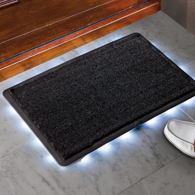 led fu matte mit bewegungssensor g nstig bei eurotops bestellen. Black Bedroom Furniture Sets. Home Design Ideas