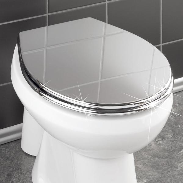 verchromter wc sitz g nstig bei eurotops bestellen. Black Bedroom Furniture Sets. Home Design Ideas