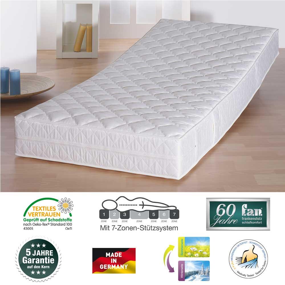 die jahreszeiten matratze h rtegrad h2 die jahreszeiten matratze h rtegrad h2 g nstig. Black Bedroom Furniture Sets. Home Design Ideas