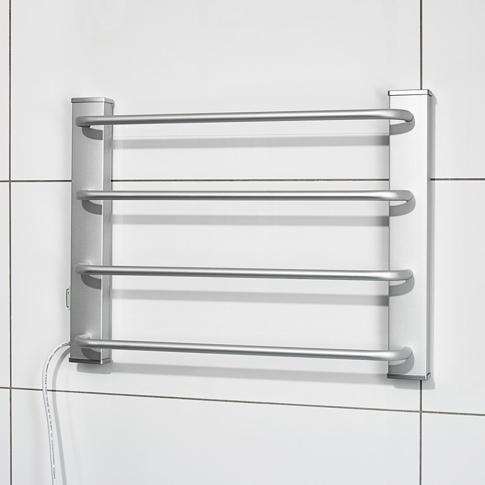 elektrischer handtuchw rmer und trockner g nstig bei. Black Bedroom Furniture Sets. Home Design Ideas