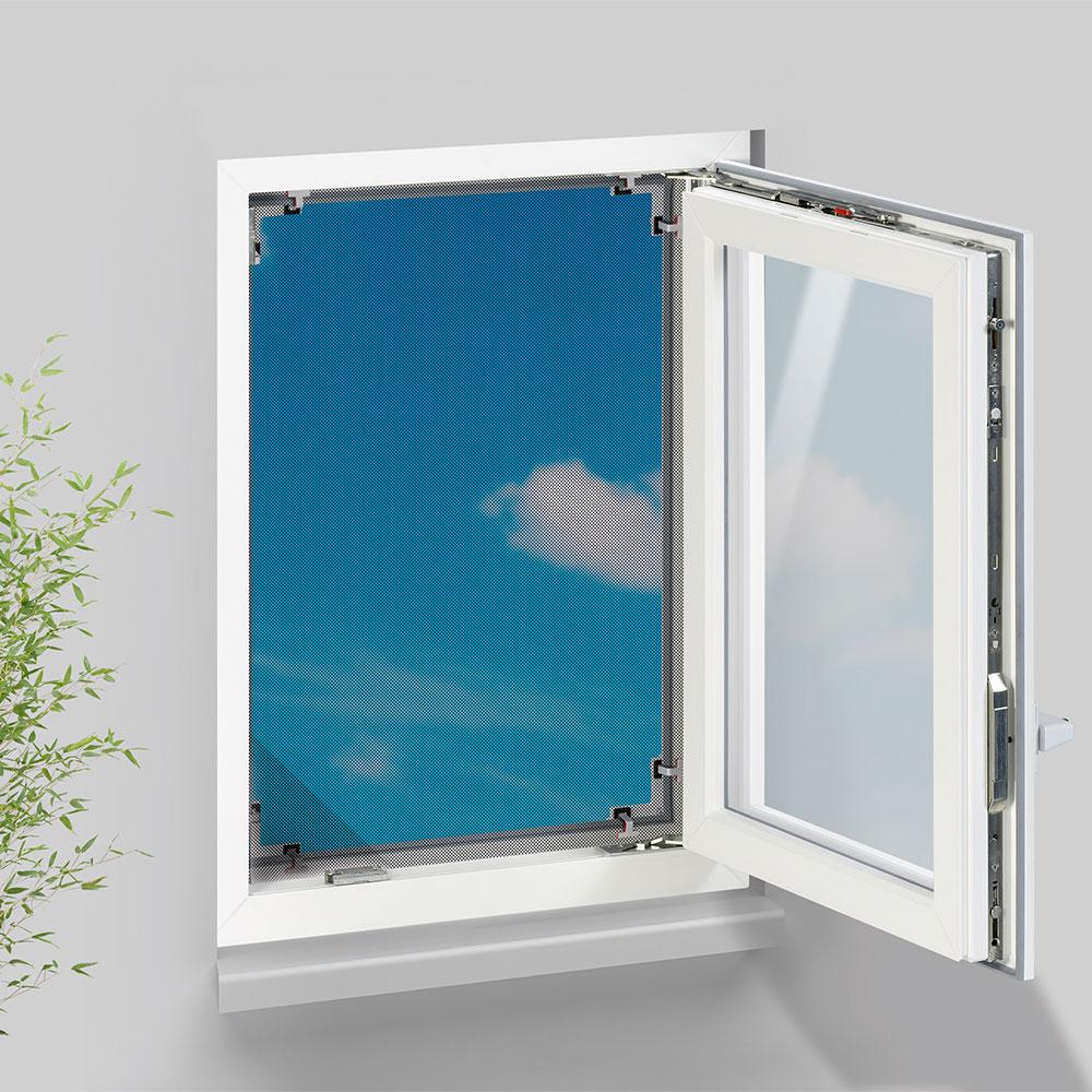 Fenster insektenschutz g nstig bei eurotops bestellen for Modele de grillage pour fenetre