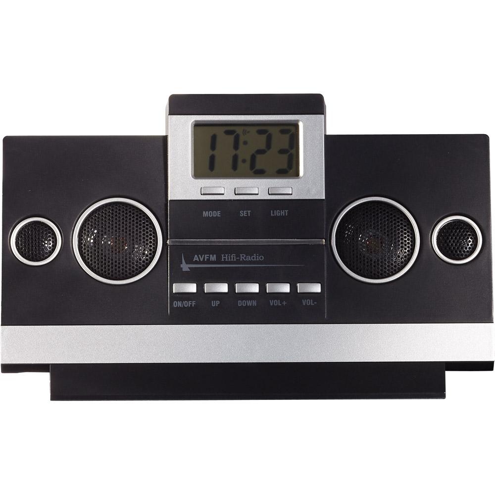 hifi radio mit uhr g nstig bei eurotops bestellen. Black Bedroom Furniture Sets. Home Design Ideas