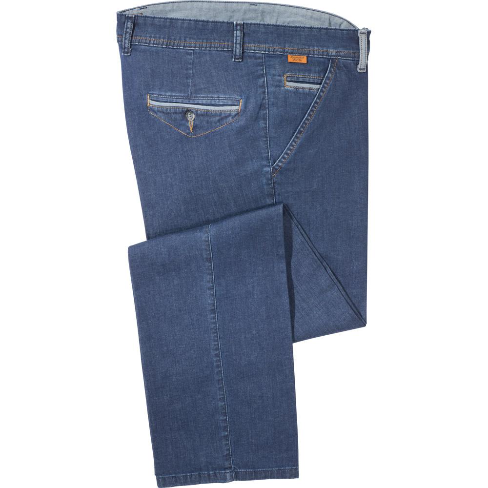 leichte jeans mit kontrasten g nstig bei eurotops bestellen. Black Bedroom Furniture Sets. Home Design Ideas