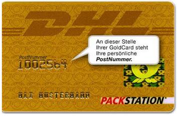 Dhl Packstation Karte.Versand Kosten